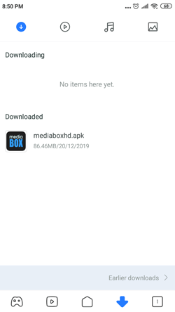 Install MediaBox HD on Android Smartphones